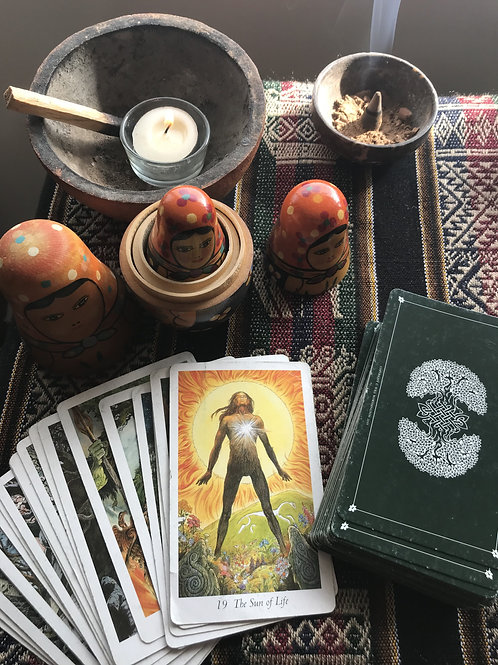 Tarot Reading with Charlotte