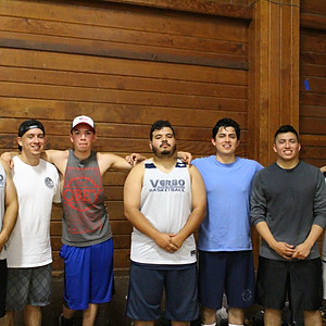 Equipo de Basketball de Hombres