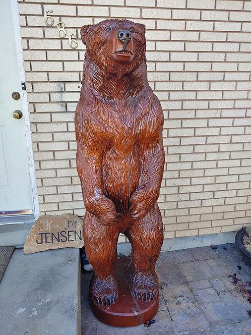 6' ft Standing Bear