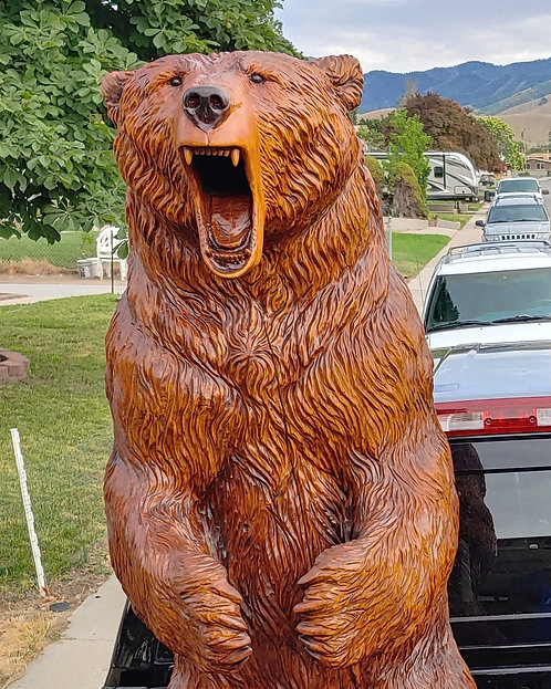 6' ft. Roaring Bear