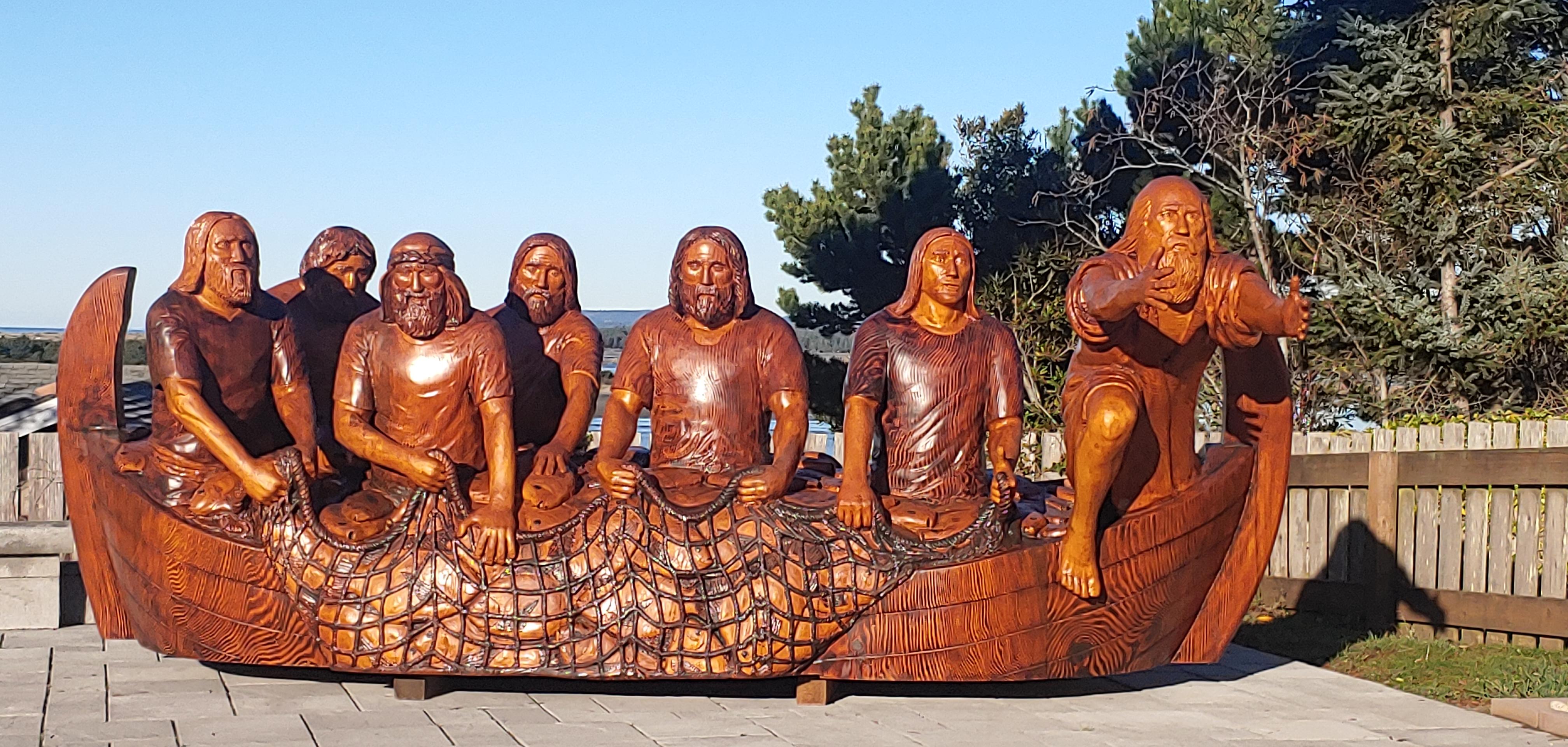Apostles Fishing Boat