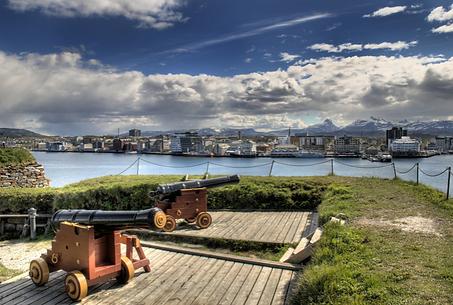 Bodø, presentato da un locale
