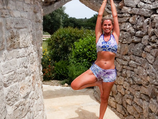 La Rosa, Puglia, Italy (yoga retreat)