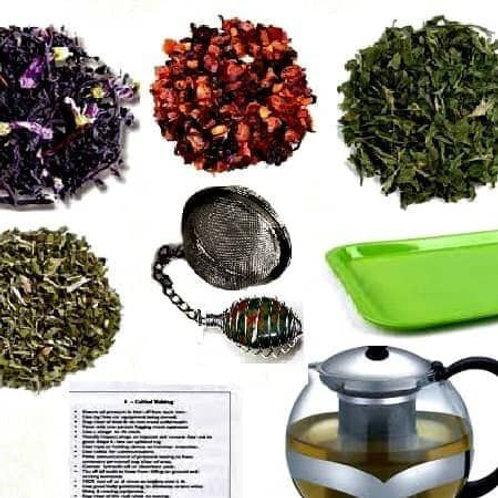 Tea Basket Sampler