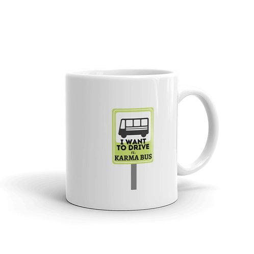 The Karma Bus Mug