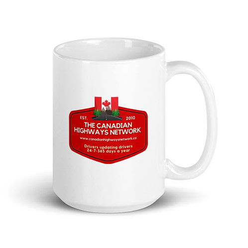 The Canadian Highways Network Mug