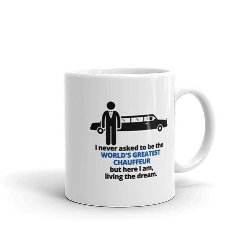 WORLD'S GREATEST CHAUFFEUR Mug