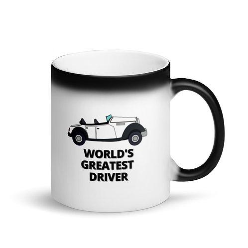 WORLD'S GREATEST DRIVER 6 - Colour Changing Mug