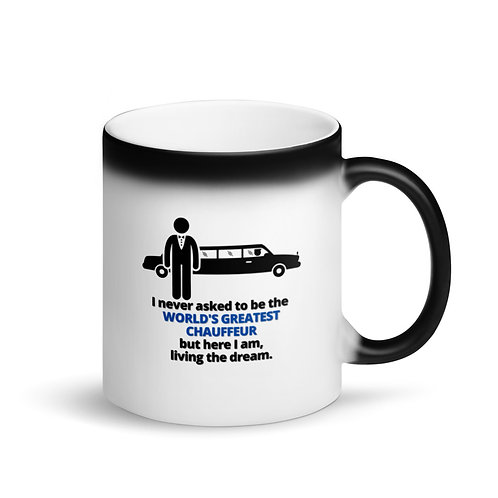 WORLD'S GREATEST CHAUFFEUR 2 - Colour Changing Mug