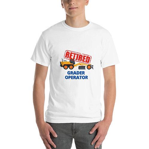 RETIRED GRADER OPERATOR 2 TSHIRT