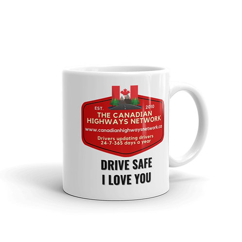 The 'Drive Safe I Love You' Mug