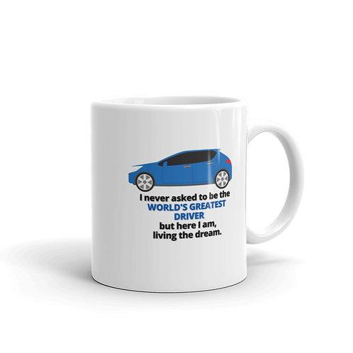 WORLD'S GREATEST DRIVER 9 Mug