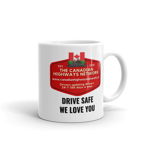 The 'Drive Safe We Love You' Mug
