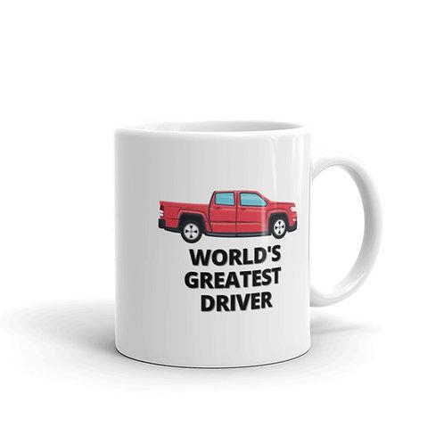 WORLD'S GREATEST DRIVER 2 Mug