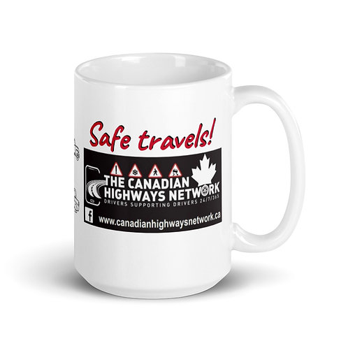 Our 'Safe Travels' Mug