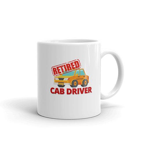 RETIRED CAB DRIVER 2 Mug