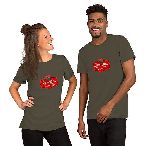 Canadian Highways Network T-Shirt