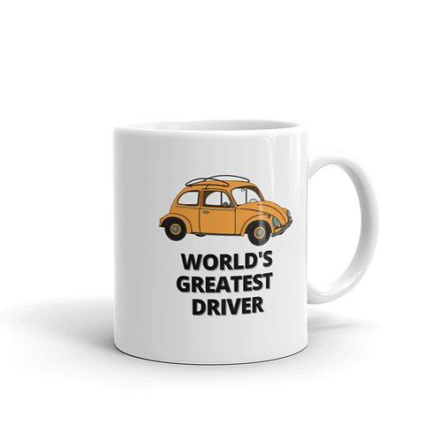 WORLD'S GREATEST DRIVER 4 Mug