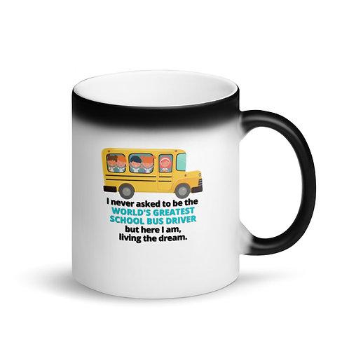 WORLD'S GREATEST SCHOOL BUS DRIVER 3 - Colour Changing Mug