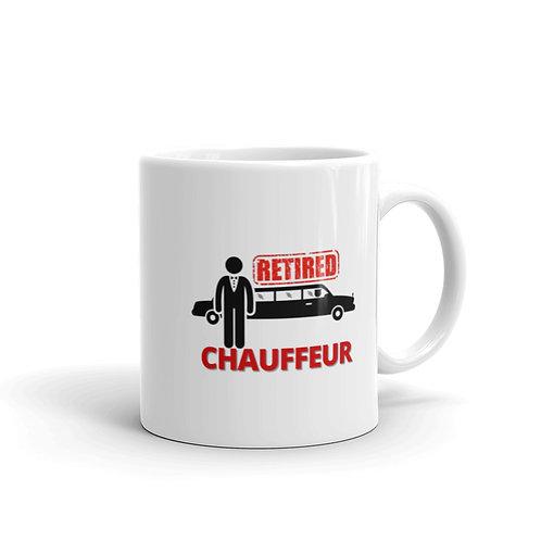 RETIRED CHAUFFEUR Mug