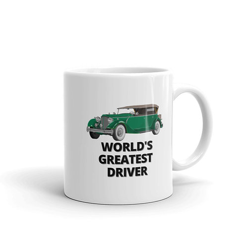WORLD'S GREATEST DRIVER 5 Mug