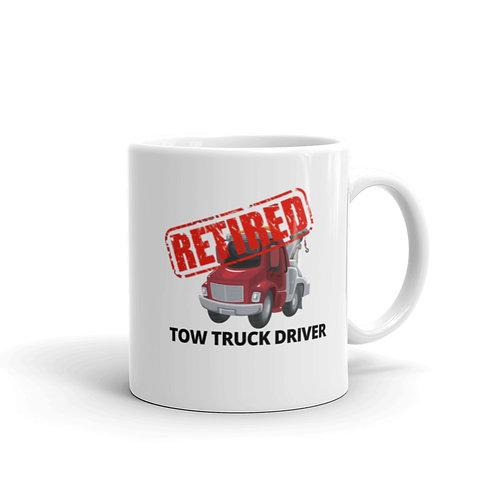 RETIRED TOW TRUCK DRIVER Mug