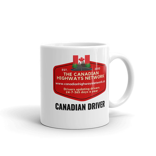 The Canadian Driver Mug