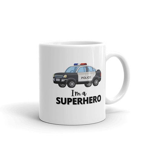 SUPERHERO - POLICE Mug