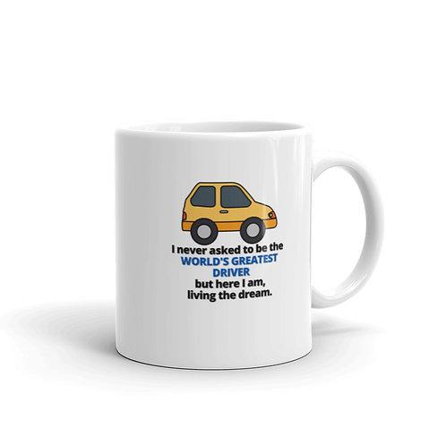 WORLD'S GREATEST DRIVER 10 Mug