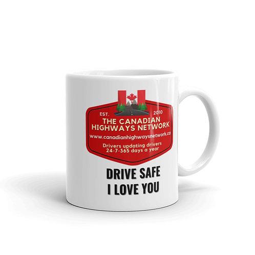 The 'Drive Safe I Love You' Mug