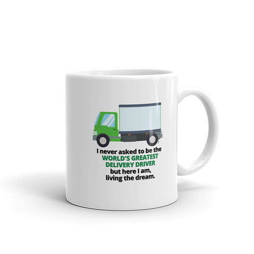WORLD'S GREATEST DELIVERY DRIVER 2 Mug