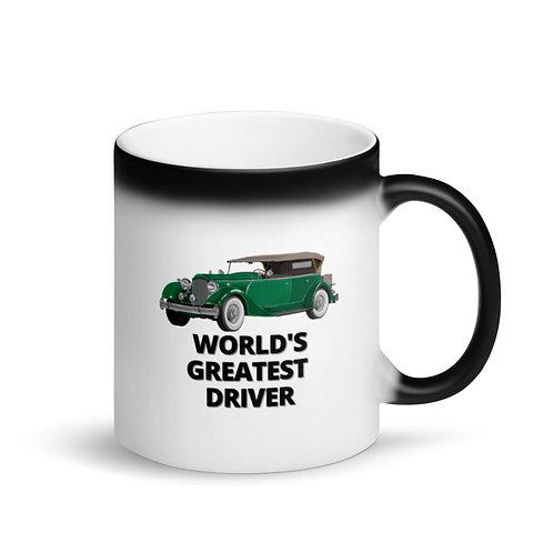 WORLD'S GREATEST DRIVER 7 - Colour Changing Mug
