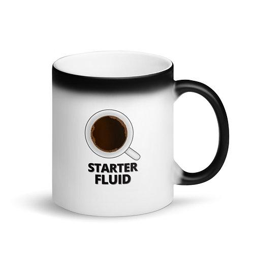 STARTER FLUID - Colour Changing Mug