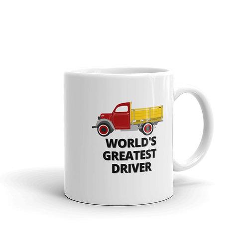 WORLD'S GREATEST DRIVER 3 Mug