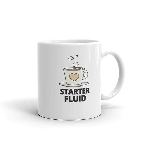 STARTER FLUID 2 MUG