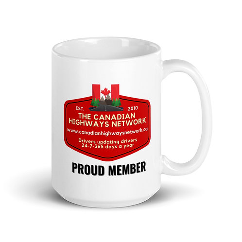 PROUD MEMBER Mug