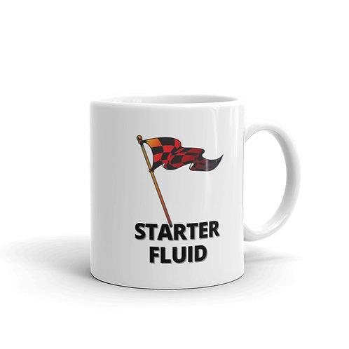 STARTER FLUID 8 Mug