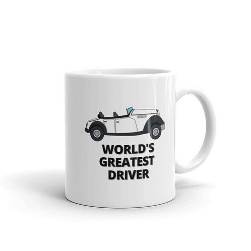 WORLD'S GREATEST DRIVER 6 Mug