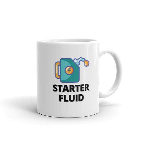 STARTER FLUID 4 Mug