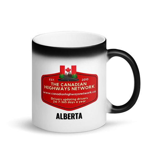 Colour Changing ALBERTA Mug