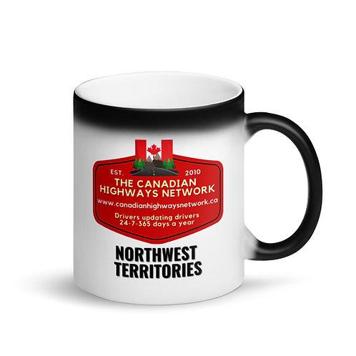Colour Changing NORTHWEST TERRITORIES Mug