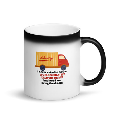 WORLD'S GREATEST DELIVERY DRIVER 2 - Colour Changing Mug