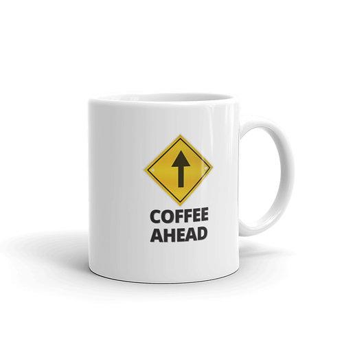 COFFEE AHEAD MUG