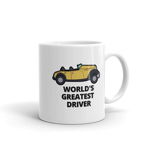 WORLD'S GREATEST DRIVER 7 Mug