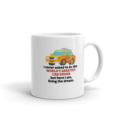 WORLD'S GREATEST CAB DRIVER 2 Mug