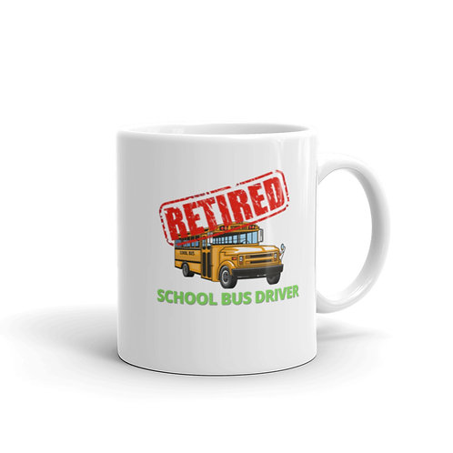 RETIRED BUS DRIVER 2 Mug
