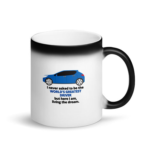 WORLD'S GREATEST DRIVER 2 - Colour Changing Mug