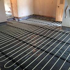 underfloor heat room 1