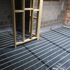 underfloor heat room 2