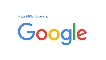 Internship @ Google